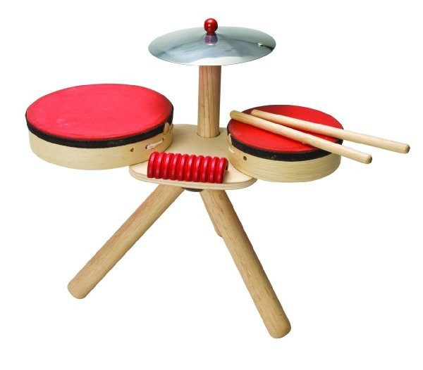 Musical Band – Wooden Drum kit