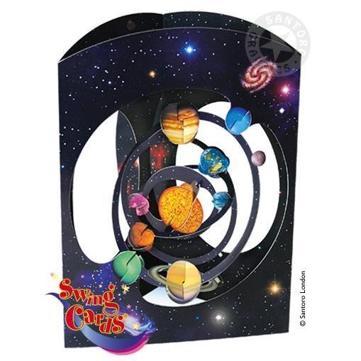 Swing Card Solar System