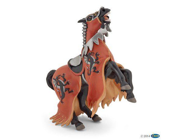 Papo Demon Of Darkness Horse