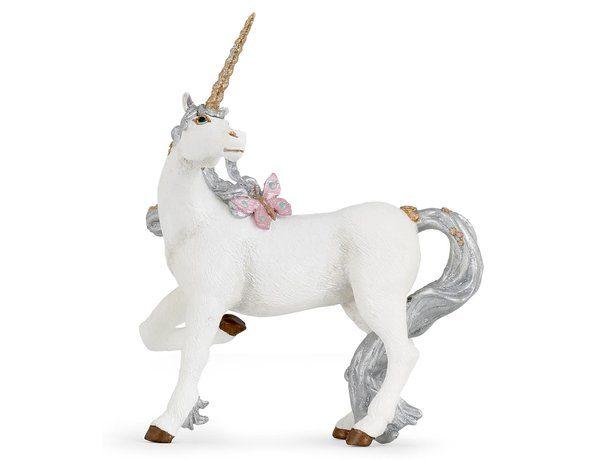 Papo Unicorn Silver