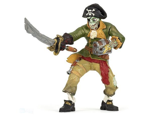 Papo Zombie Pirate