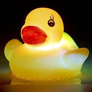 Flashing LED Duck