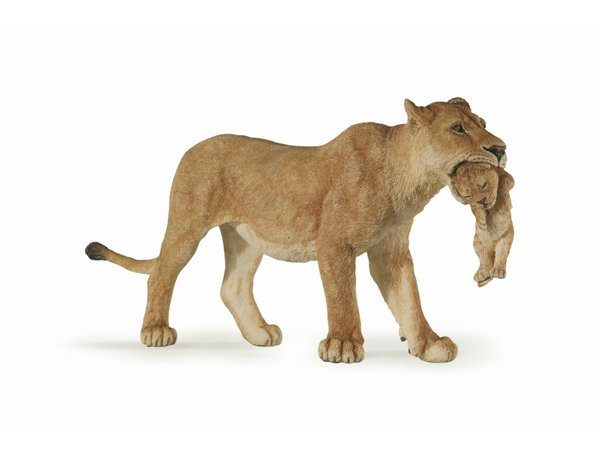 Papo Animals – Lioness And Cub