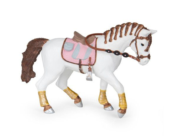 Papo Braided Mane Horse