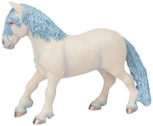 Papo Blue fairy pony