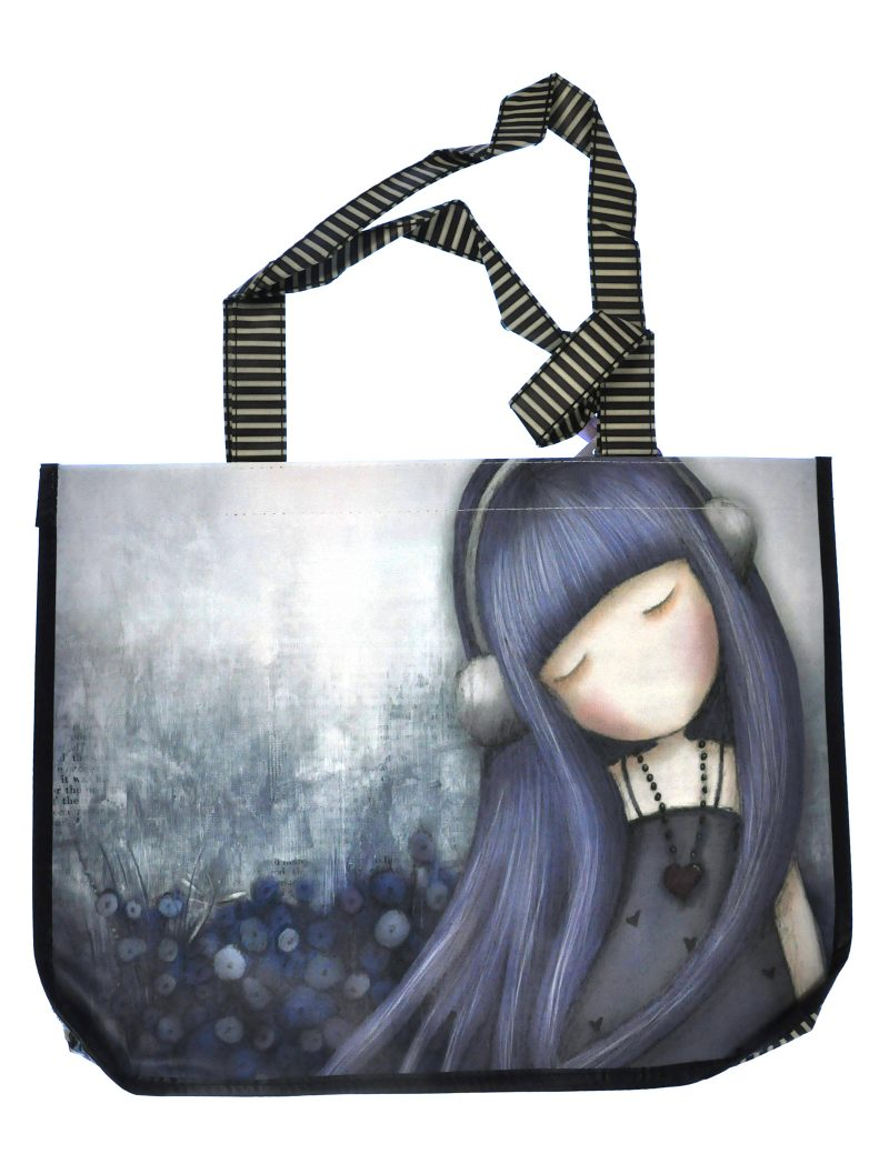 Gorjuss PP Woven Bag – Dear Alice