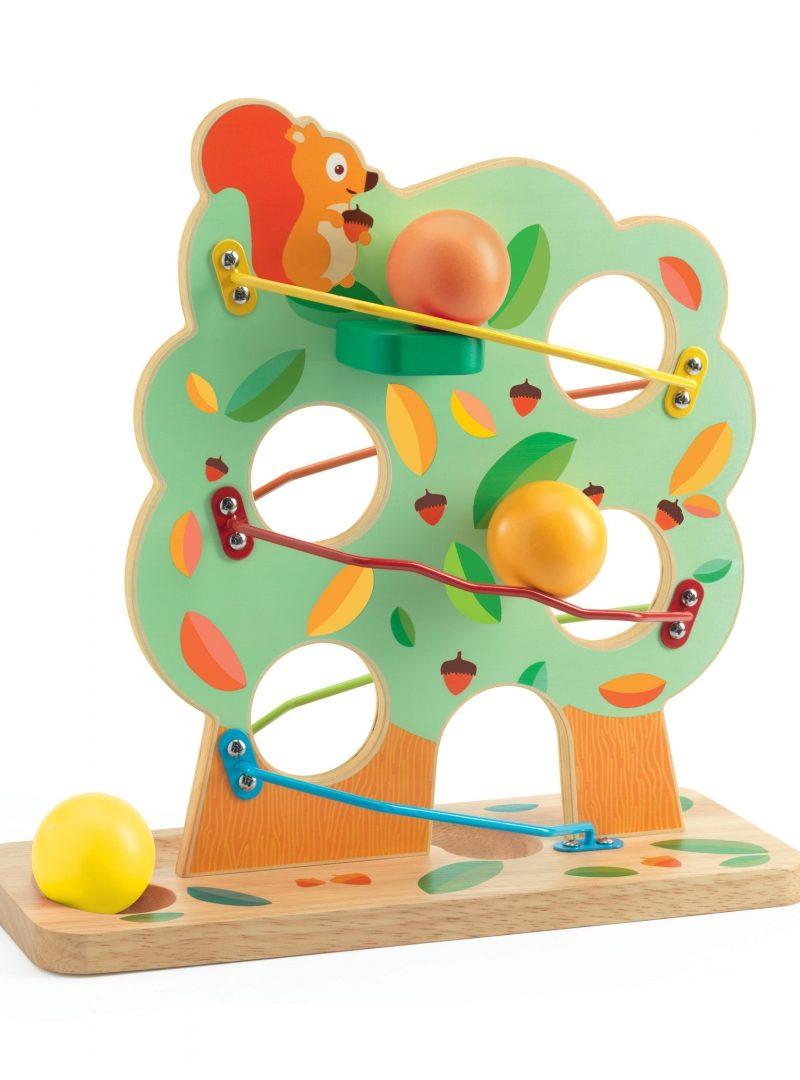 Early development toys – Tac boum nut
