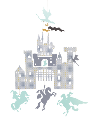 Mini Mobiles – Castle and Dragons