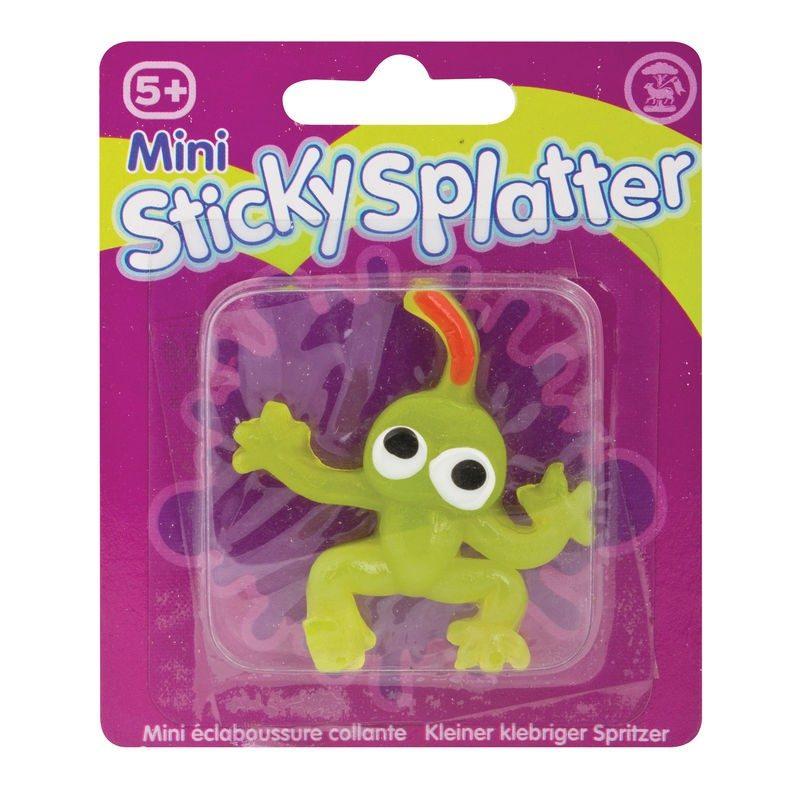 mini sticky splatter