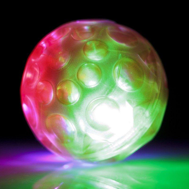Flashing Meteor Ball
