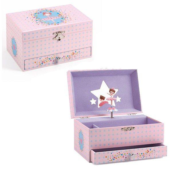 Musical box – Ballerina
