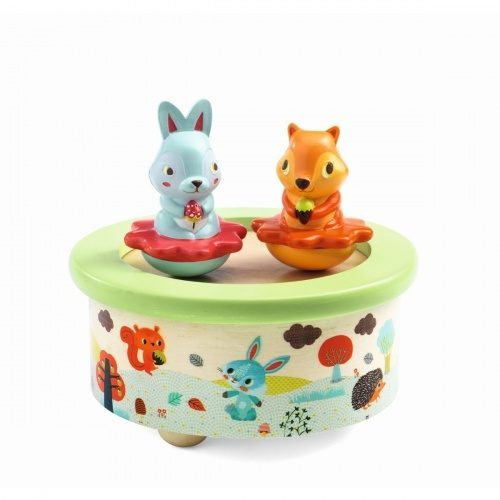 Friends Melody – Magnetic Music Box