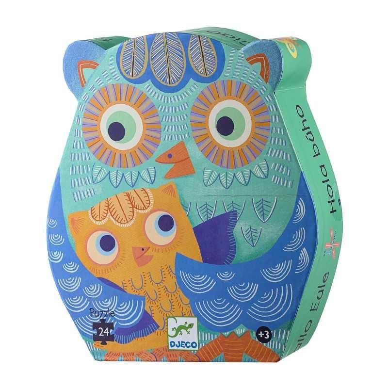 Hello Owl 24 Pce