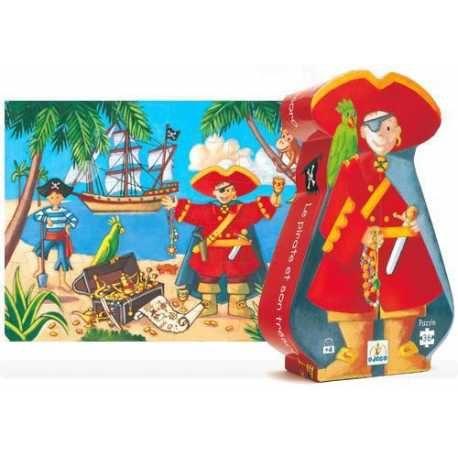 Pirate and His Treasure