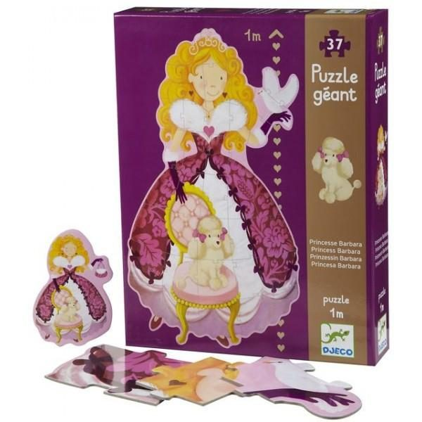 Princess Barbara Puzzle