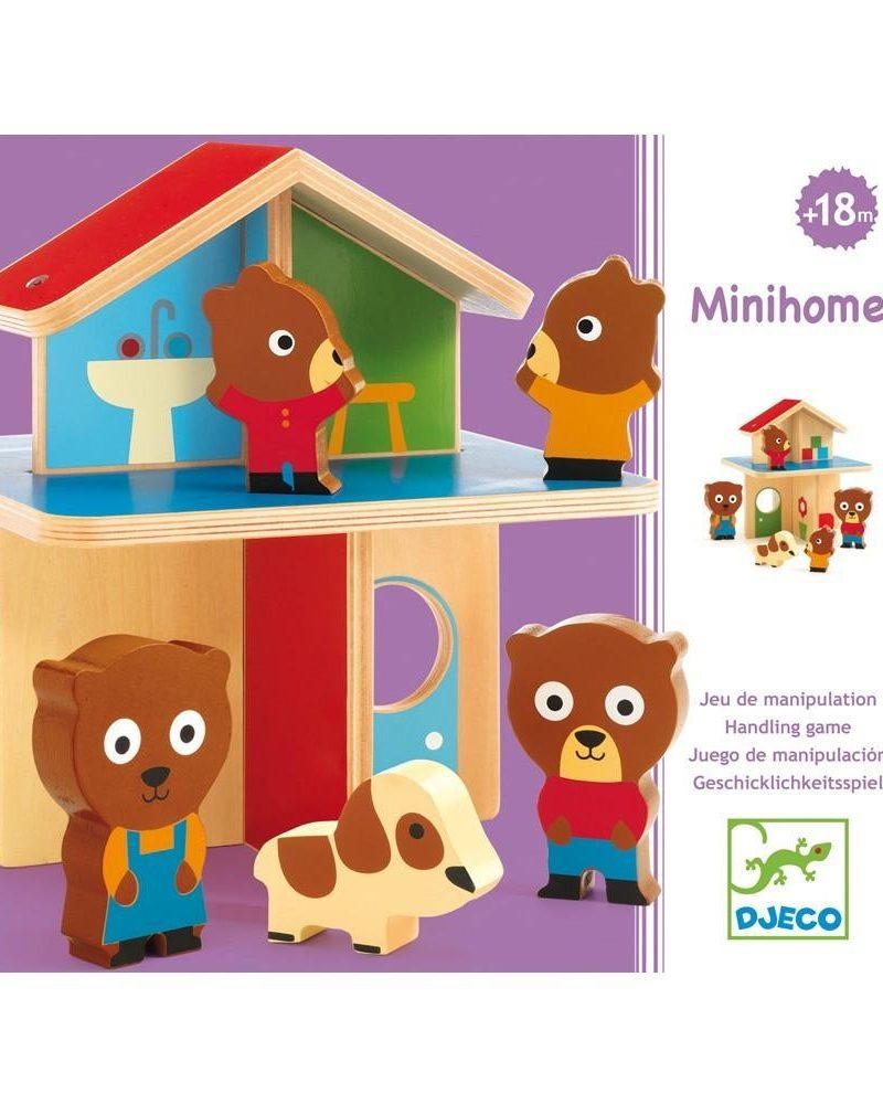 Wooden Mini Home