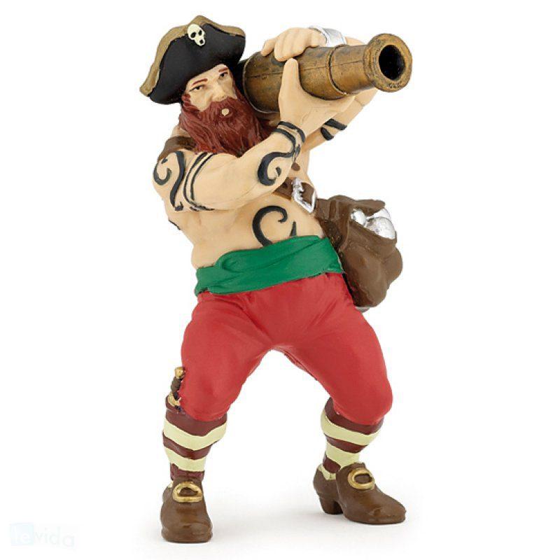 Papo Cannon Pirate