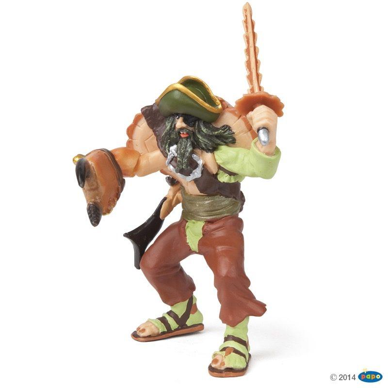 Papo Crab Mutant Pirate