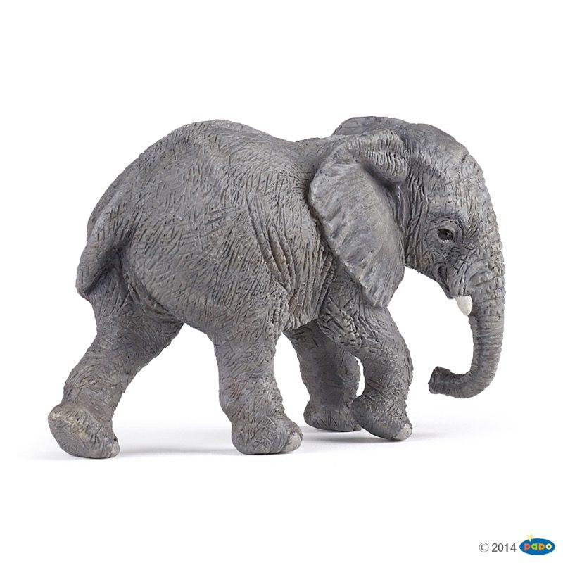 Papo Young African elephant
