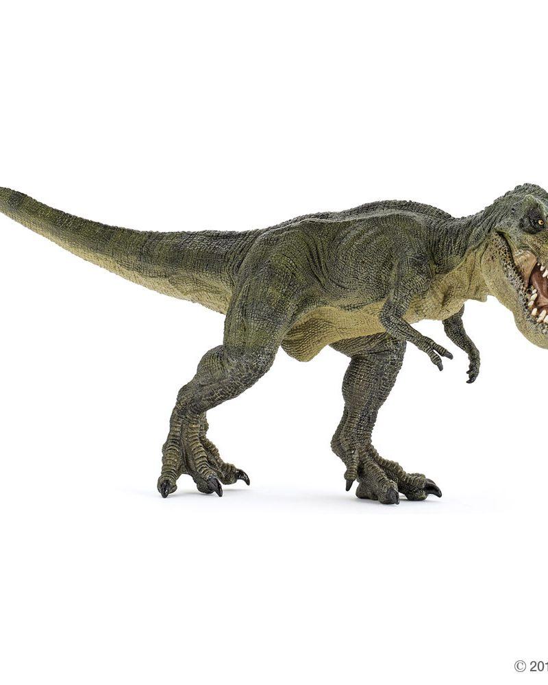 Papo Green Running T-Rex