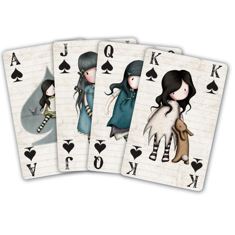 Gorjuss Playing Cards
