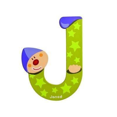 Clown Letter J