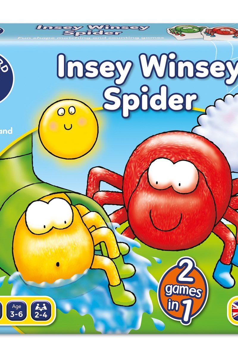 Insey Winsey Spider