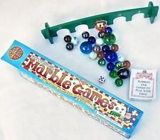 Marble Games Set