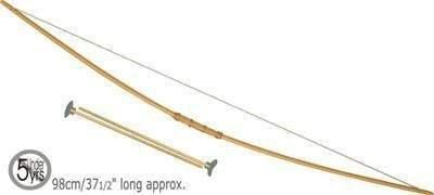 Archers Bow x2 Arrows