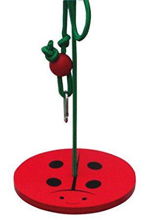 Ladybird Rope Swing