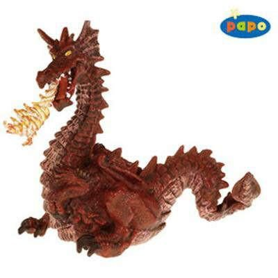 Red Dragon ( Fire Spitting )