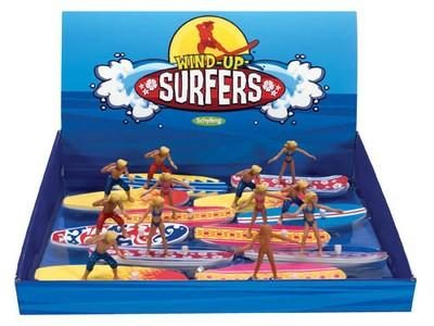 Wind Up Surfers