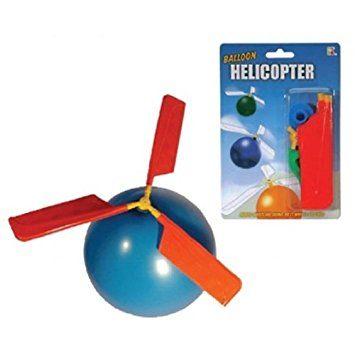 Ballooon Helicopter