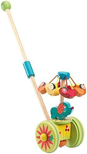 Push along toy – Rouli-cuicui
