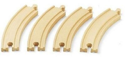Long Curved tracks x 4