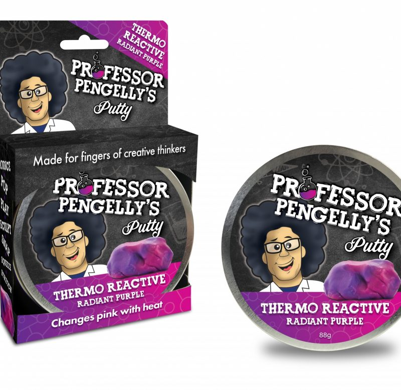 Prof. Pengellys Putty – Thermo Reactive
