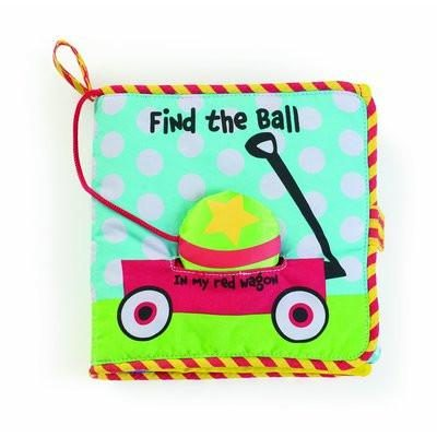 Fabric Book – Find The Ball