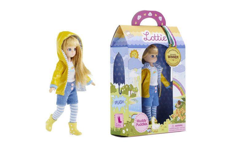 Lottie Doll – Muddy Puddles