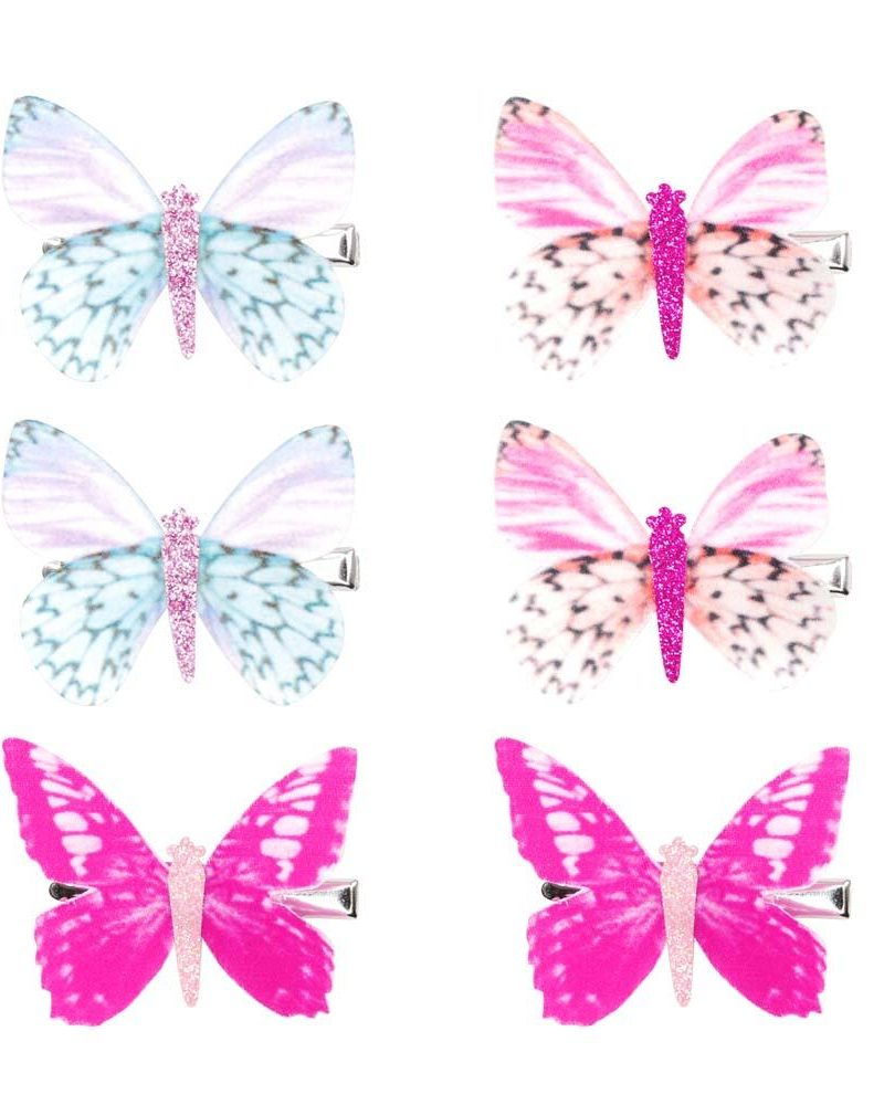 Fluttering Butterfly Hairclip