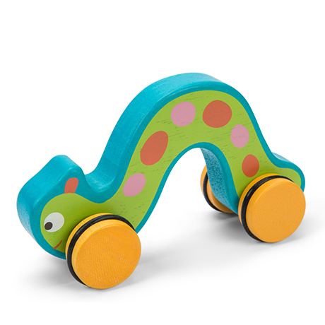 Speedy Caterpillar on Wheels