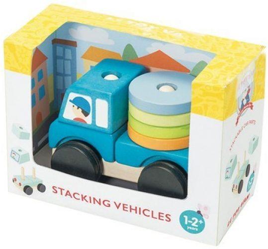 Truck Stacker