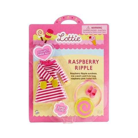 Lottie Doll – Raspberry Ripple Outfit