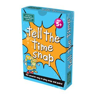 Tell The Time Snap