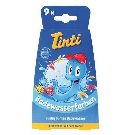 Tinti Bath Water Colours 9 pk