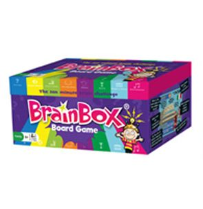 BrainBox Board Game