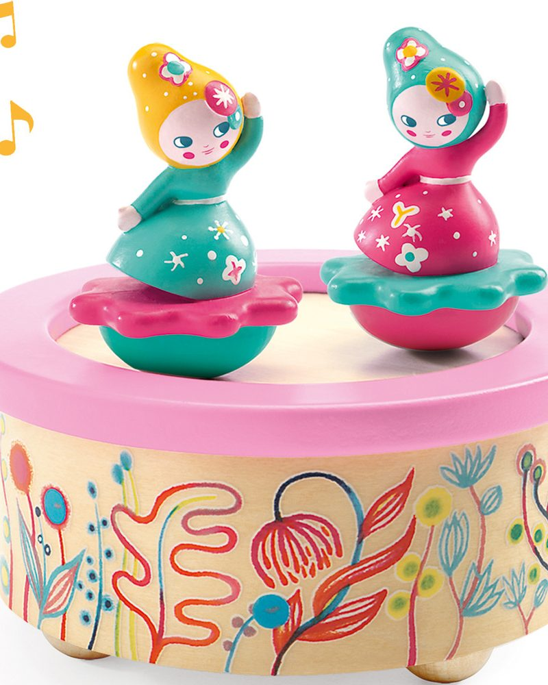 Magnetic Music Box – Flower Melody