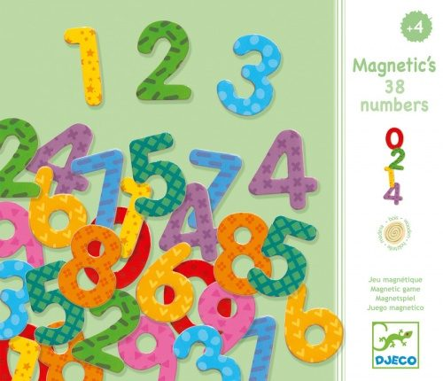 Magnetic`s 38 Numbers