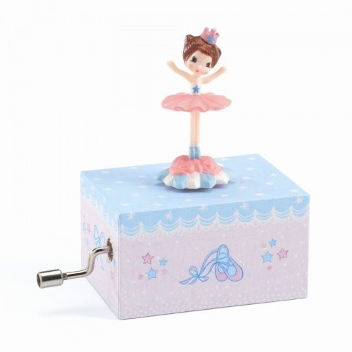 Musical Box – Ballerina on a Stage