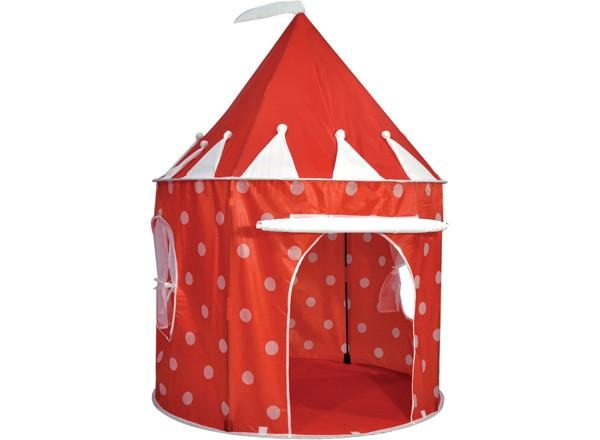 Pop-up Polka Dot Tent