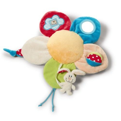 Rabbit and Flower Activity Toy